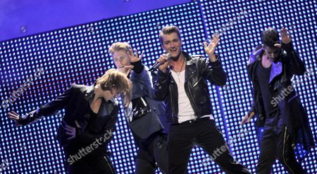 Editorial photo of Germany Music Eurovision Song Contest - May 2011