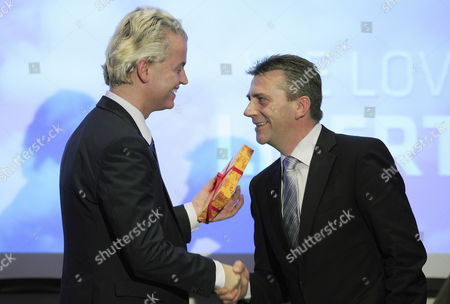 Editorial photo of Germany Wilders Visit - Oct 2010