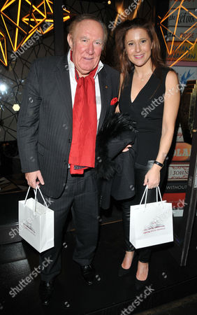 Stock Photo of Andrew Neil and Susan Nilsson