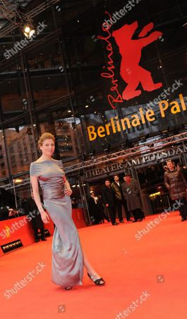 Austrian Actress Franziska Weisz Arrives For the Premiere of the Movie 'The Robber' During the 60th Berlin International Film Festival in Berlin Germany 15 February 2010 the Movie is Presented by German Director Benjamin Heisenberg in Competition at the Festival Running Until 21 February Germany Berlin