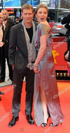 Austrian Actors Franziska Weisz (r) and Andreas Lust Arrive For the Premiere of Their Movie 'The Robber' During the 60th Berlin International Film Festival in Berlin Germany 15 February 2010 the Movie is Presented by German Director Benjamin Heisenberg in Competition at the Festival Running Until 21 February Germany Berlin