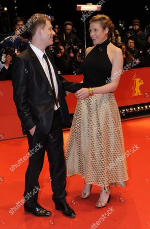 Austrian Actors Franziska Weisz and Andreas Lust Arrive For the Closing Ceremony of the 60th Berlinale International Film Festival in Berlin Germany Saturday 20 February 2010 Up to 400 Films Are Shown Every Year As Part of the Berlinale's Public Programme the Berlinale is Divided Into Different Sections Each with Its Own Unique Profile Germany Berlin