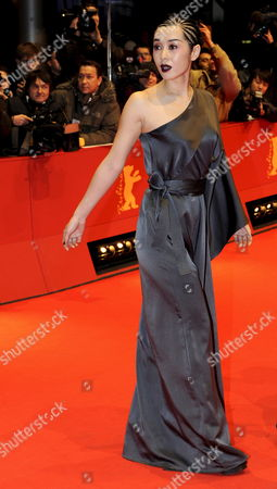 Chinese Actress and Jury Member Yu Nan Arrives For the Closing Ceremony of the 60th Berlinale International Film Festival in Berlin Germany 20 February 2010 Up to 400 Films Are Shown Every Year As Part of the Berlinale's Public Programme the Berlinale is Divided Into Different Sections Each with Its Own Unique Profile Germany Berlin