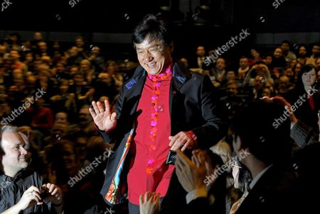 Hong Kong Actor Jackie Chan Attends the Premiere of the Film 'Da Bing Xiao Jiang' (little Big Soldier) During the 60th Berlin International Film Festival in Berlin Germany 17 February 2010 the Film Directed by Ding Sheng is Presented in Competition at the Berlinale 2010 Running Until 21 February Germany Berlin