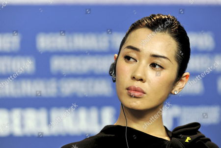 Chinese Actress and Jury Member Yu Nan Attends a Press Conference on the Occasion of the Opening of the 60th Berlinale International Film Festival in Berlin Germany 11 February 2010 the Festival Runs From 11 to 21 February Germany Berlin