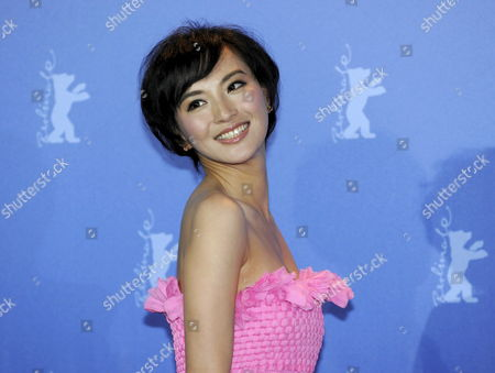 Chinese Actress Monica Mo Attends the Photocall For the Movie 'Tuan Yuan' ('apart Together') Which Will Open the 60th Berlinale International Film Festival in Berlin Germany 11 February 2010 the Festival Runs Until 21 February Germany Berlin