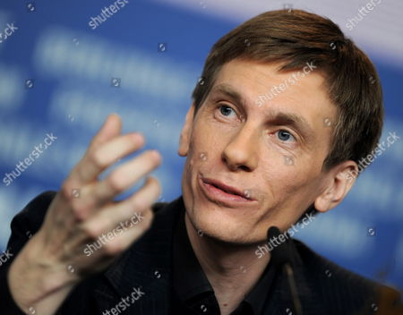 German Director Benjamin Heisenberg Attends the Press Conference on the Film 'The Robber' Running in Competition at 60th Berlinale International Film Festival in Berlin Germany 15 February 2010 the Festival Runs Until 21 February 2010 Germany Berlin