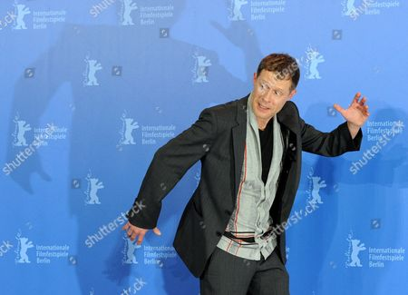 Austrian Actor Andreas Lust Poses During the Photo Call For the Film 'The Robber' Running in Competition at 60th Berlinale International Film Festival in Berlin Germany 15 February 2010 the Festival Runs Until 21 February 2010 Germany Berlin