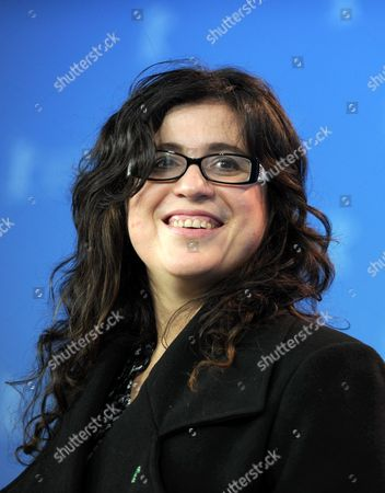 Mexican Director Paula Markovitch Poses at a Photocall For Her Movie 'El Premio (the Prize)' During the 61st Berlin International Film Festival in Berlin Germany 11 February 2011 the Movie is Presented in Competition at the 61st Berlinale Running From 10 to 20 February Germany Berlin