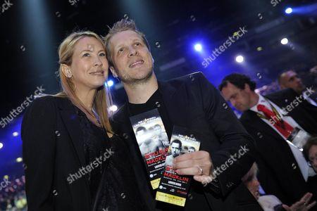 Editorial photo of Germany Boxing Wba - Jun 2011