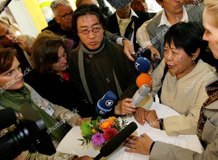 Editorial image of Germany China Literature - Sep 2009