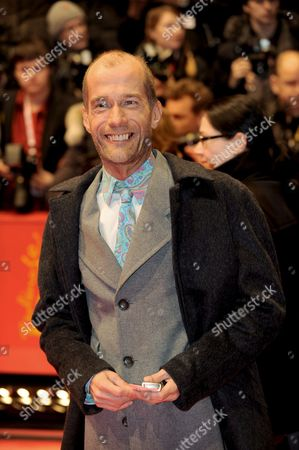 German Actor Georg Uecker Arrives at the Premiere of the Film 'The Reader' at the 59th Berlin International Film Festival in Berlin Germany 06 February 2009 the Film Runs out of Competition a Total of 18 Films Compete For the Silver and Golden Bears of the 59th Berlinale Germany Berlin
