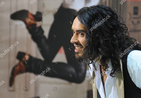 British Actor/cast Member Russel Brand Arrives For the Premiere of the Film 'Get Him to the Greek'áin Berlin Germany 25 June 2010 the Movie by Us-british Director Nicholas Stoller Opens in German Theaters From 26 August Germany Berlin