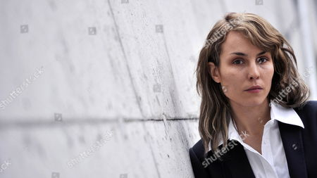 Swedish Actress Noomi Rapace Poses During a Photocall in Frankfurt Main Germany 14 May 2010 Rapace is in Frankfurt For the Shooting of Her Movie 'Babycall' by Swedish Director Pal Sletaune Which Will Be in German Cinemas by Spring 2011 Germany Frankfurt Am Main