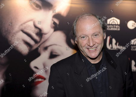 Austrian Director Robert Dornhelm Arrives to the Preview of His Movie 'La Boheme' in Berlin Germany on 22 October 2008 the Film is Set to Be Released in Germany on 23 October 2008 Germany Berlin
