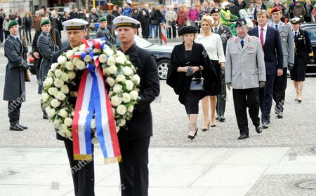 Editorial image of Germany Dutch Royals Visit - Apr 2011