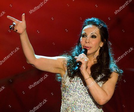 Us Rock and Pop Singer Jennifer Rush Performs During the German Tv Channel Zdf Show 'Willkommen Bei Carmen Nebel' ('welcome to Carmen Nebel's Show') an Annual Television Gala Held Since 2004 in Leipzig Germany Late 06 March 2010 'Love' is the Theme of the 2010 Gala Germany Leipzig