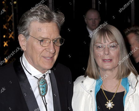 Robert and Nena Thurman Parents of Us Actress Uma Thurman (not Pictured) Arrive For the 15th Grand Opera Gala For the German Aids Foundation at the German Opera in Bismarck Street Berlin Germany 08 November 2008 the Charity Event was Attended by 2300 Guests Germany Berlin
