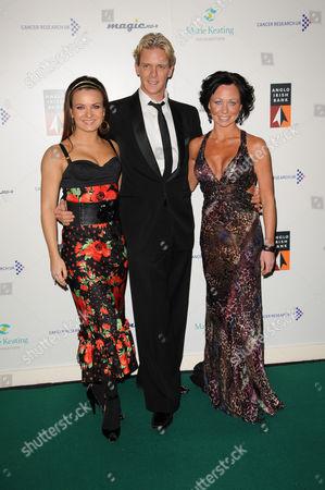 Lilia Kopylova, Matthew Cutler and Nicole Cutler