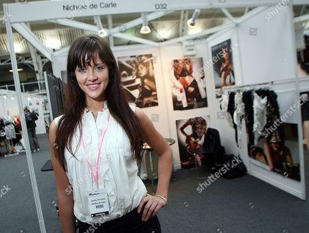 Editorial photo of Fashion Expo 2008 at The Business Design Centre, London, Britain - 20 Nov 2008