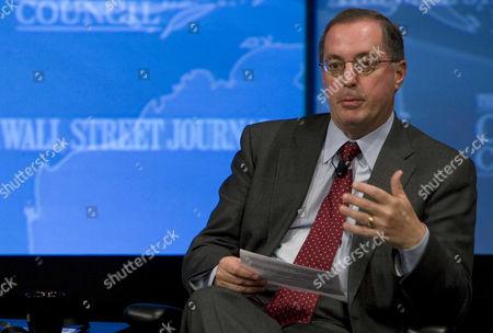 Editorial photo of 2008 Wall Street Journal CEO Council meeting, Washington DC, America - 18 Nov 2008