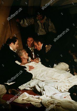 'I Remember Nelson'   TV Kenneth Colley and Tim Pigott-Smith