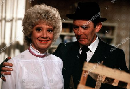 'West End Tales'  TV - 1981 - Toni Palmer and Garfield Morgan.