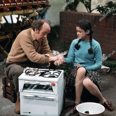 'Timeslip'   TV Derek Benfield and Cheryl Burfield