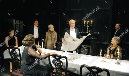 Hattie Morahan (Mary), Penelope Wilton (Agatha),  Paul Shelley (Gerald Pioper), Una Stubbs (Ivy), William Gaunt (Charles Piper), Samuel West (Harry) and Anna Carteret (Violet)