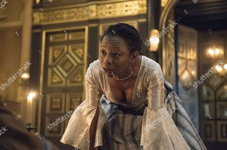 Editorial photo of 'The White Devil' performed in the Sam Wanamaker Theatre at Shakespeare's Globe, London, UK, 01 Feb 2017