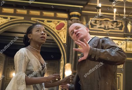Mercy Ojelade as Isabella, Jamie Ballard as Brachiano