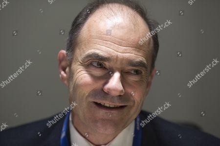 Warren East, Rolls-Royce CEO