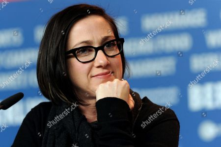 British Director S J Clarkson Attend a Press Conference For Her Movie 'Toast' During the 61st Berlin International Film Festival in Berlin Germany 16 February 2011 the Movie is Presented in the Berlinale Special Section at the 61st Berlinale Running From 10 to 20 February Germany Berlin