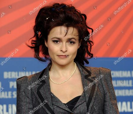British Actress Helena Bonham Carter Attends the Press Conference of the Film 'Toast' During the 61st Berlin International Film Festival in Berlin Germany 16 February 2011 the Film by British Director S J Clarkson is Presented in the Berlinale Special Section at the International Film Festival the 61st Berlinale Runs From 10 to 20 February 2011 Germany Berlin
