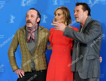 Editorial picture of Germany Berlin Film Festival - Feb 2011