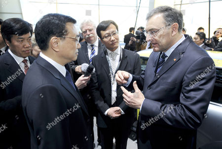 Editorial photo of Germany China Diplomacy - Jan 2011