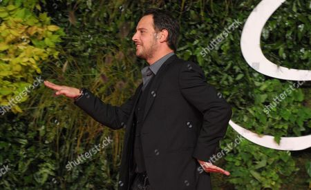 Stock Image of German Cast Actor Moritz Bleibtreu Poses For a Photograph As He Attends the Premiere of the Film 'Goethe' in Berlin Germany 04 October 2010 the Film Directed Byágerman Film Director Philipp St÷lzl Will Be Released in German Cinemas on 14 October 2010 Germany Berlin