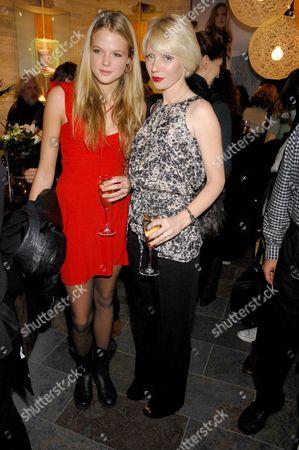 Gabriella Calthorpe and Charlotte Dutton