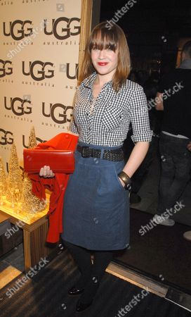 Stock Picture of Scarlett Johnson