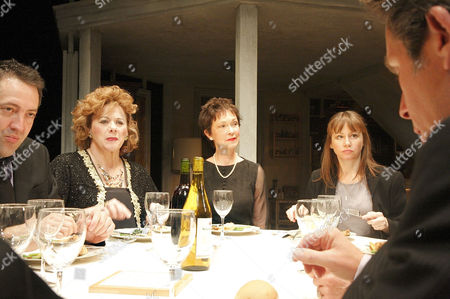 Editorial photo of 'August: Osage County' play performed by the Steppenwolf Theatre Company at the Lyttelton Theatre, London, Britain - 24 Nov 2008