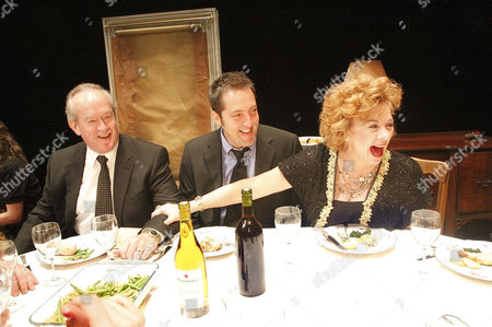 Editorial image of 'August: Osage County' play performed by the Steppenwolf Theatre Company at the Lyttelton Theatre, London, Britain - 24 Nov 2008
