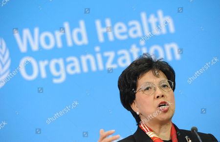 Editorial image of Germany World Health Organisation - Nov 2010
