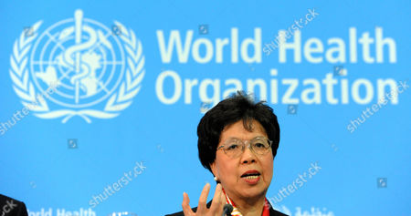 Margaret Chan Fung Fu-chun Director-general of the World Health Organization (who) Delivers the Whoáhealth Report in Berlin Germany 22 November 2010 Media Reports State That the Head of the World Health Organisation Margaret Chan Fung Fu-chun Welcomed Comments by Pope Benedict Xvi on 22 November 2010 in Which He Appeared to Signal a New Stance by the Catholic Church on the Use of Condoms to Prevent Hiv Germany Berlin