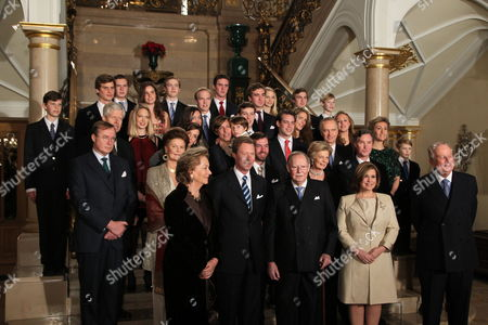 Editorial picture of Luxembourg Grand Duke Jean - Jan 2011
