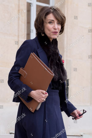 French Minister for Social Affairs and Health Marisol Touraine