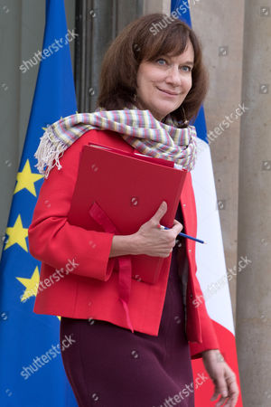French Minister for Family, Children and Women's Rights Laurence Rossignol