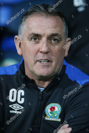 Blackburn Rovers manager Owen Coyle during the Sky Bet Championship between Blackburn Rovers and Leeds United played at the Ewood Park, Blackburn on 1st February 2017