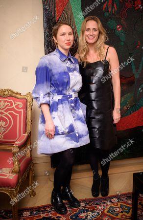 Zoe Marden and Sophie Oakley