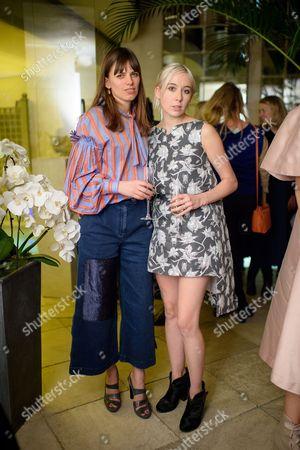 Eloise Fornieles and Polly Stenham