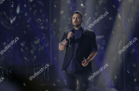 Carl Espen Representing Norway Performs During the Second Semi-final of the 59th Annual Eurovision Song Contest at the B&w Hallerne in Copenhagen Denmark 08 May 2014 the Grand Finale Will Take Place on 10 May Denmark Copenhagen